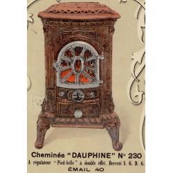 Dauphine N° 230 émail 40