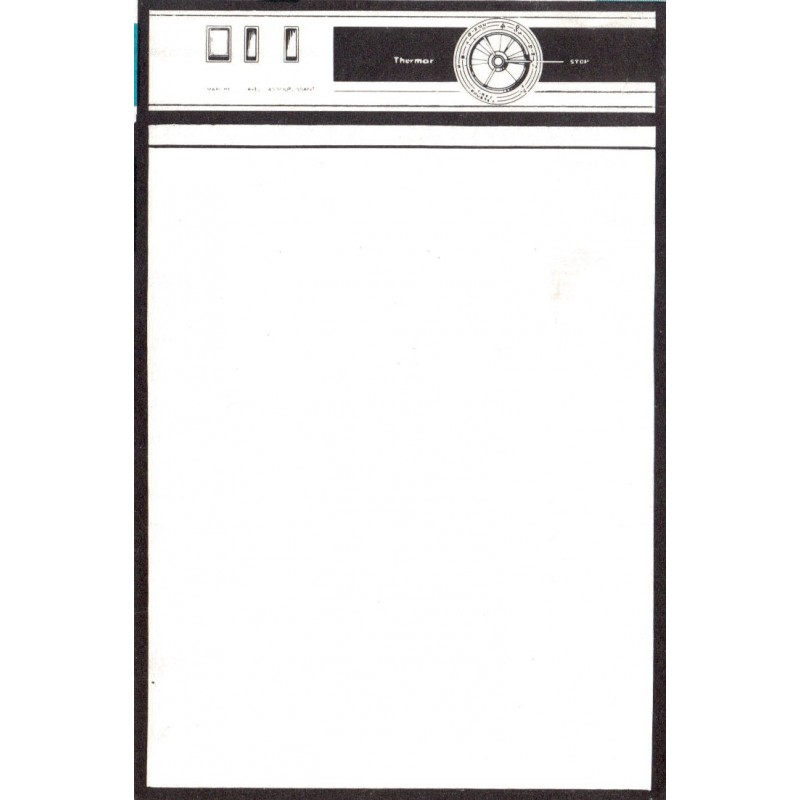 lave linge 121 thermor