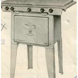 Cuisinière Critérium N°265