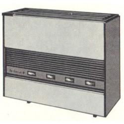 radiateur à gaz 3318 de dietrich