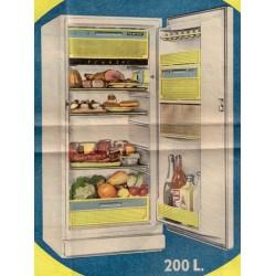 réfrigérateur 200 L Pontiac