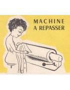 les machines à repasser
