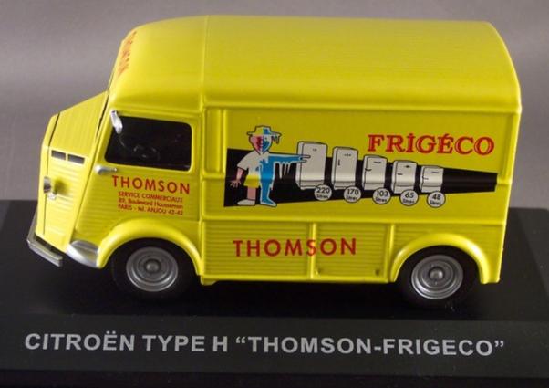 Citroën Thomson frigeco