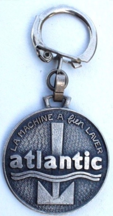 porte clé atlantic