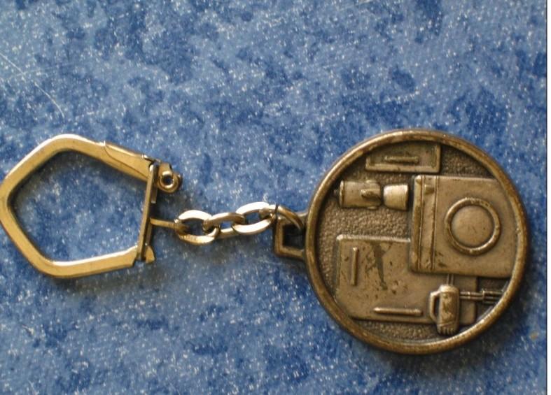 porte clés metal