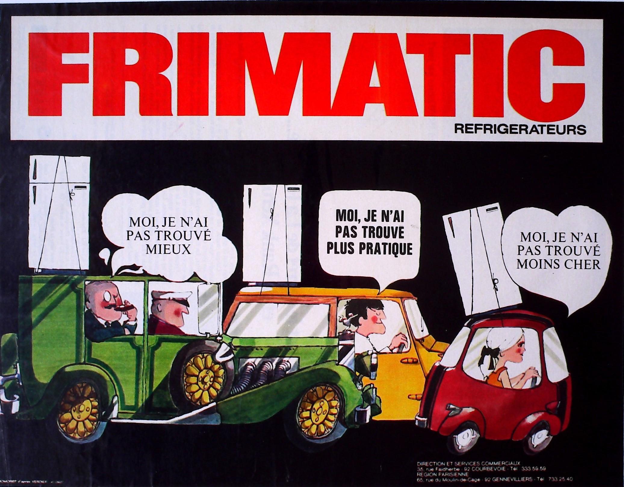 ref frimatic 1967