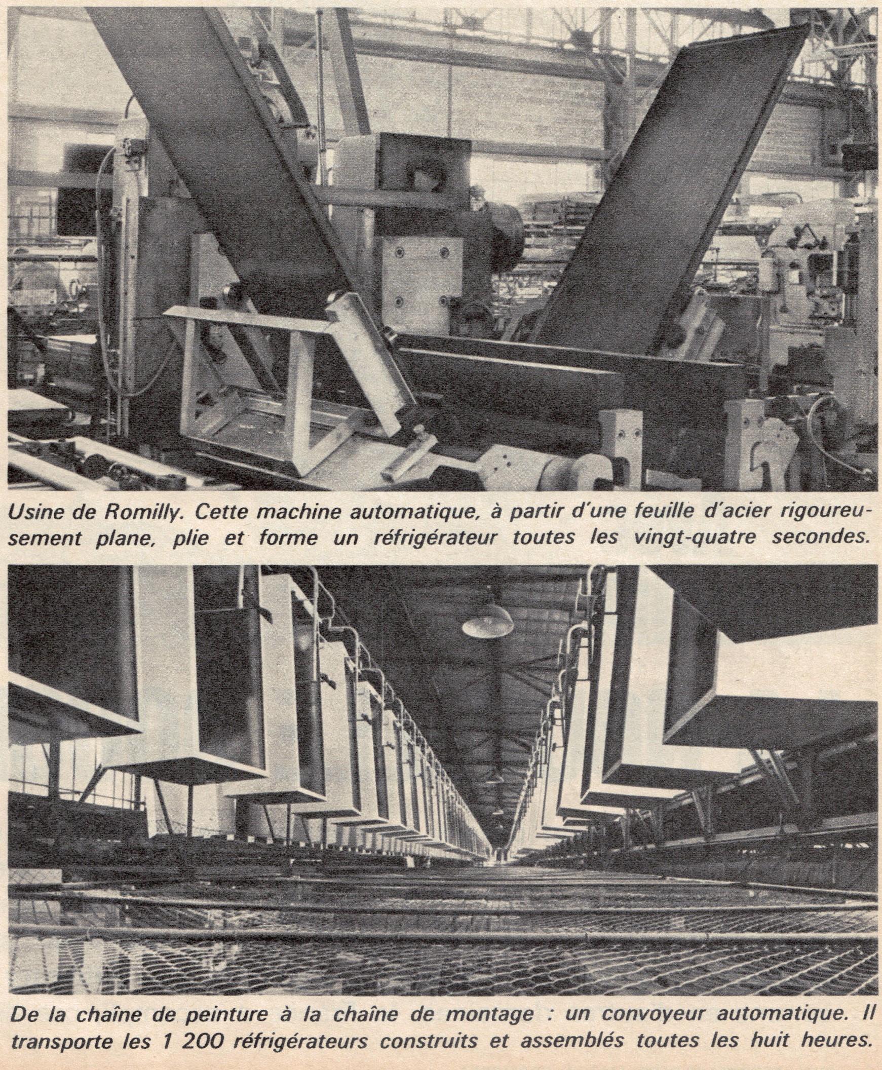 usine de romilly