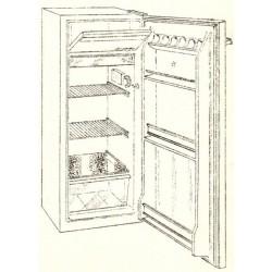 réfrigérateur HL 120
