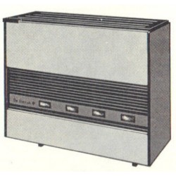 radiateur à gaz 3310 de dietrich