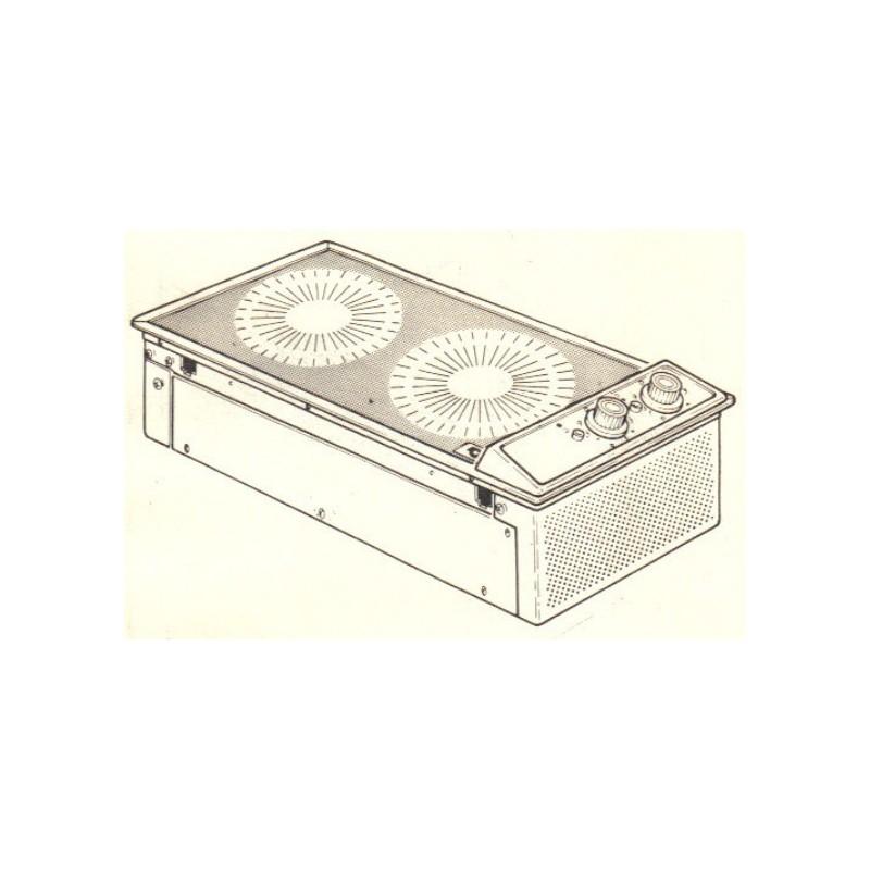 Table  à induction  Thomson