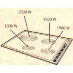 6014 15 table vitro sauter