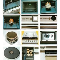 photos cuisinières De Dietrich