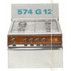 574 g 12