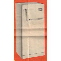 réfrigérateur 170 L Pontiac
